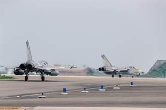 空軍:共軍1倍音速抵台上空 僅需14分鐘