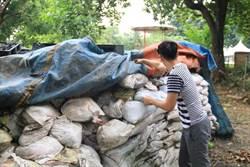 防颱!屏東市4000個沙包免費拿