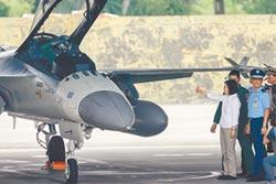 空軍監控轟6有功 總統喊讚