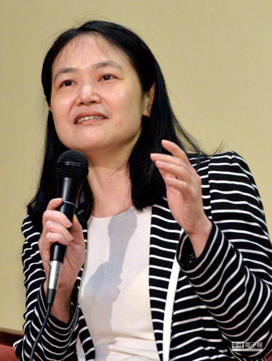 台灣經濟研究院生物科技產業研究中心主任孫智麗
