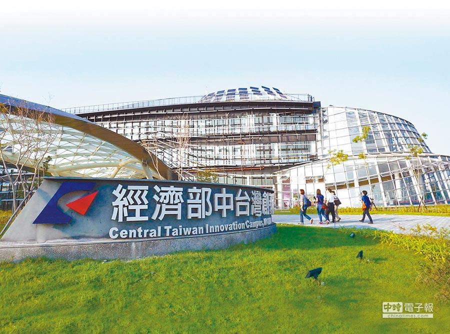 中興新村高等研究園區,已成為全台面積最大的蚊子館。(本報資料照片)