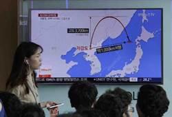 回應北韓洲際飛彈威脅 南韓想解禁自製更強導彈