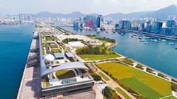 香港納灣區 東方明珠更璀璨