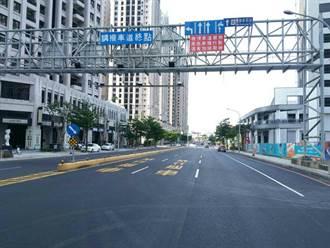新竹市4000萬打造慈雲路智慧交通道路