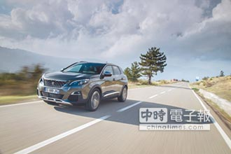 運動休旅新思維 NEW PEUGEOT 3008 SUV