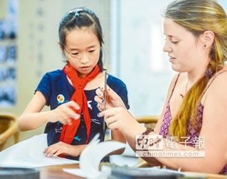 海外遊學低齡化 陸國中生成主力
