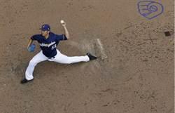 MLB》王維中睽違3年登板 戰小熊飆速154km