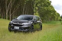 零死角的進化!Honda CR-V再次撐起國產休旅高標