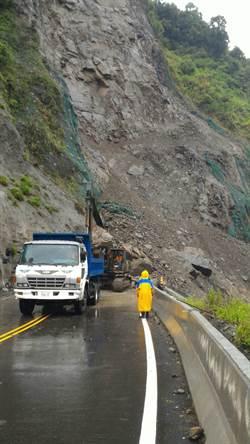 新中橫大坍方 搶通時程延到8月2日傍晚