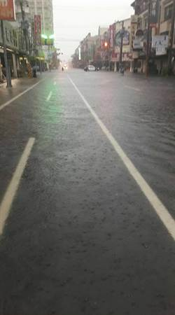 「安中河」整治5年仍照淹 水利局:改善工程8月底完成