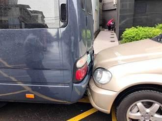 女上兵酒駕撞賓士車 辯稱手剎車不靈遭送辦