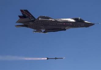 先發制陸殲-20與俄T-50  美F-35戰機補腦