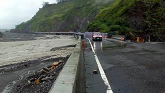 台20線中期道路4月才完工 民眾批仍難擺脫封路之苦