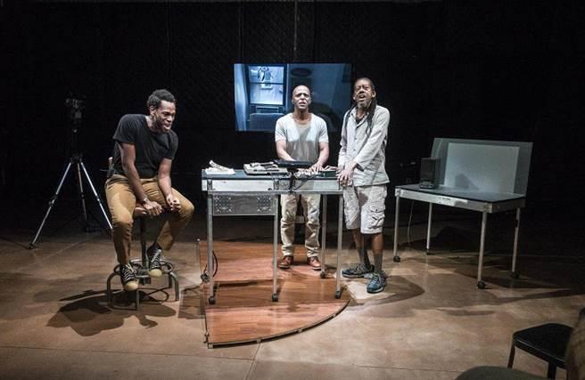 伍斯特劇團《THE B-SIDE》。(©Bruce Jackson)(圖/臺北藝術節)