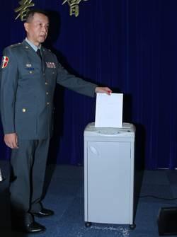 軍方搬出碎紙機再澄清 總長辦公室公文不會外洩復原