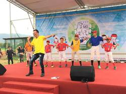 徐若瑄母促成 第八屆原鄉盃軟式少棒賽開打
