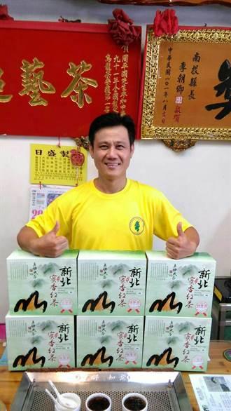 百年茶廠七代傳香 新北蜜香紅茶上市