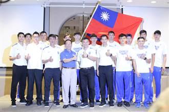 中華男籃出征黎巴嫩亞洲盃 商務艙待遇