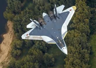 引擎與性能升級 俄要買160架蘇-57二代機