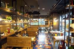 大陸最文青餐廳入台 台中「探魚」文氣爆棚