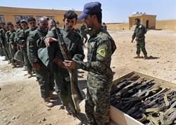 美國培養拉卡治安官 待消滅IS後建立當地秩序