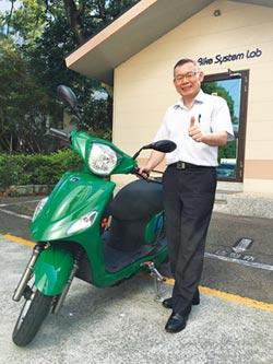 中華車e-moving Post 高效節能
