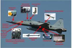 泰國空軍計畫升級F-5E戰機 可再戰15年