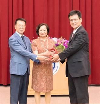 靜宜大學前校長俞明德榮任中國科技大學校長
