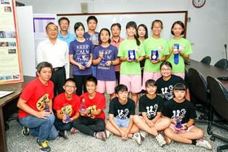 全國科展、發明展 國華國中獲空前佳績