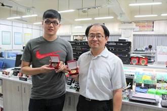 非金屬製品檢測全靠它  第一科大國際發明展摘金