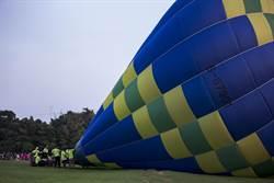 竹市熱氣球派對 吸引萬名遊客