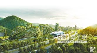 力抗空汙 柳州將建森林城市