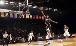 NBA》世界隊拉尾盤勝非洲隊 歐拉迪波MVP