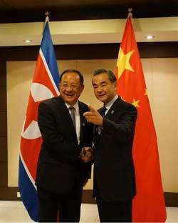 參加外長會議 王毅籲北韓作正確選擇