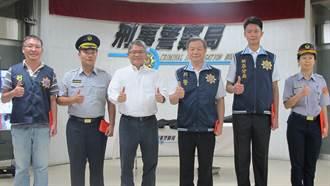 迅速逮捕韓籍慣竊  內政部讚:台灣警察世界第一流!