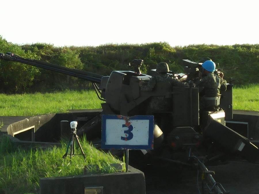 空軍防空砲兵部隊爆發士兵鬥毆事件。(空軍提供)