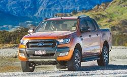 Ford Ranger 魅力橫掃亞太