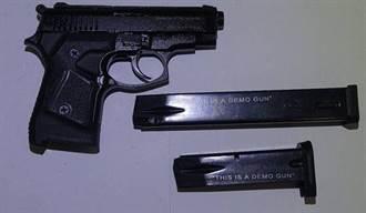 楊梅酒店遭開17槍  2酒客帶槍投案