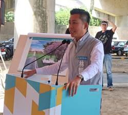 高灘地綠化工程動工 新竹左岸計畫升級