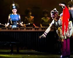 驚艷莫斯科之作 擊樂劇場《木蘭》11月起全台巡演