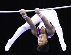 世大運》競技體操測試賽 唐嘉鴻個人全能銅牌