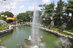 建國科大造泉水激石 成彰化市最高負離子景點