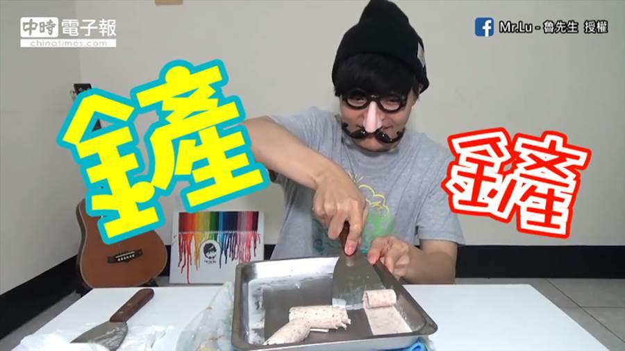 自製泰式炒冰超簡單!
