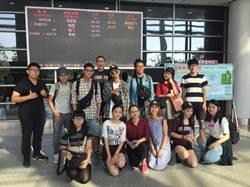 第二梯發現最美海峽於福建晉江啟動  兩岸大學生相見歡