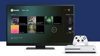 遊戲玩家灑花 Spotify登上Xbox One