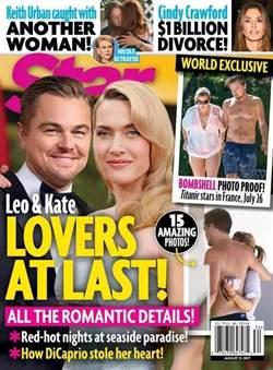 李奧納多和凱特溫絲蕾熱戀?沒有的事!