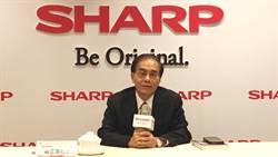 《科技》戴正吳:夏普本季可賺錢,致力提升成長動能