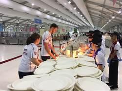 世大運選手村開村 國外隊伍讚台灣食物好吃