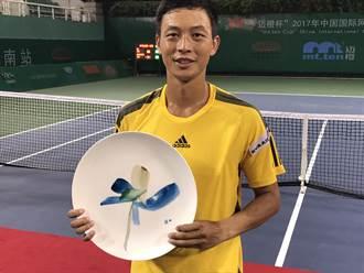 濟南網賽》1周兩冠! 盧彥勳挑戰賽第29冠入袋