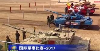 邊境尚未開戰 坦克大賽印度慘輸中國大陸
